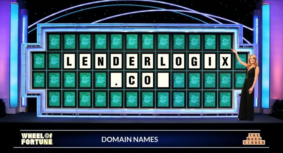 LenderLogix with a .com